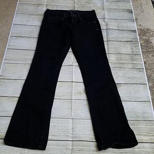 L.e.i Jeans size 7 juniors Ashley bootcut low rise